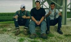 Twenty One Pilots try Dirty Jobs-style farming