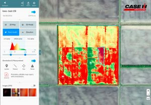 In collaboration with industry-leader DroneDeploy, the new Case IH UAV package gives producers the opportunity to efficiently collect data to make timely management decisions.
