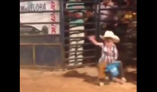 Could this young cowboy be next PBR star?