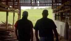 Carhartt paints a Father's Day thank you for nearly century-old farm