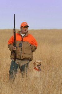 Sal Roseland, owner of R&R Pheasant Hunting