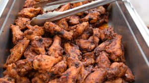 Scarf Down Chicken Wings | AGDAILY