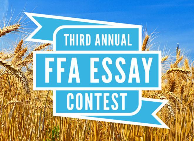 california agriculture essay contest