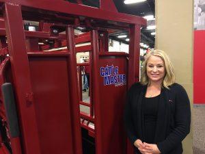 Ann Tarter, Executive Vice President, Tarter Farm and Ranch Equipment