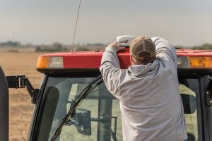 The new AccuStar GPS receiver from Case IH features simple operation to quickly and cost-effectively equip late-model tractors or combines with guidance capabilities.