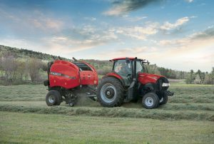 New Maxxum® series 2WD tractors from Case IH create efficient power dispersion in a package perfect for the multiple tasks of hay and forage operations, vegetable producers, dairy operations, municipalities and small-acreage mixed farms.