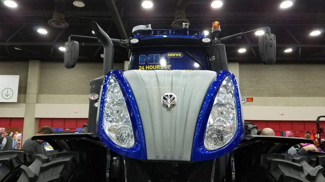 National Farm Machinery Show | AGDAILY