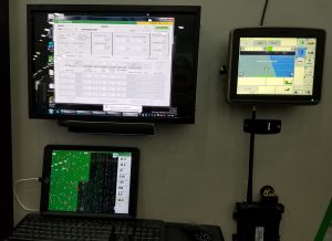 A demo of the app is on display at the National Farm Machinery Show.