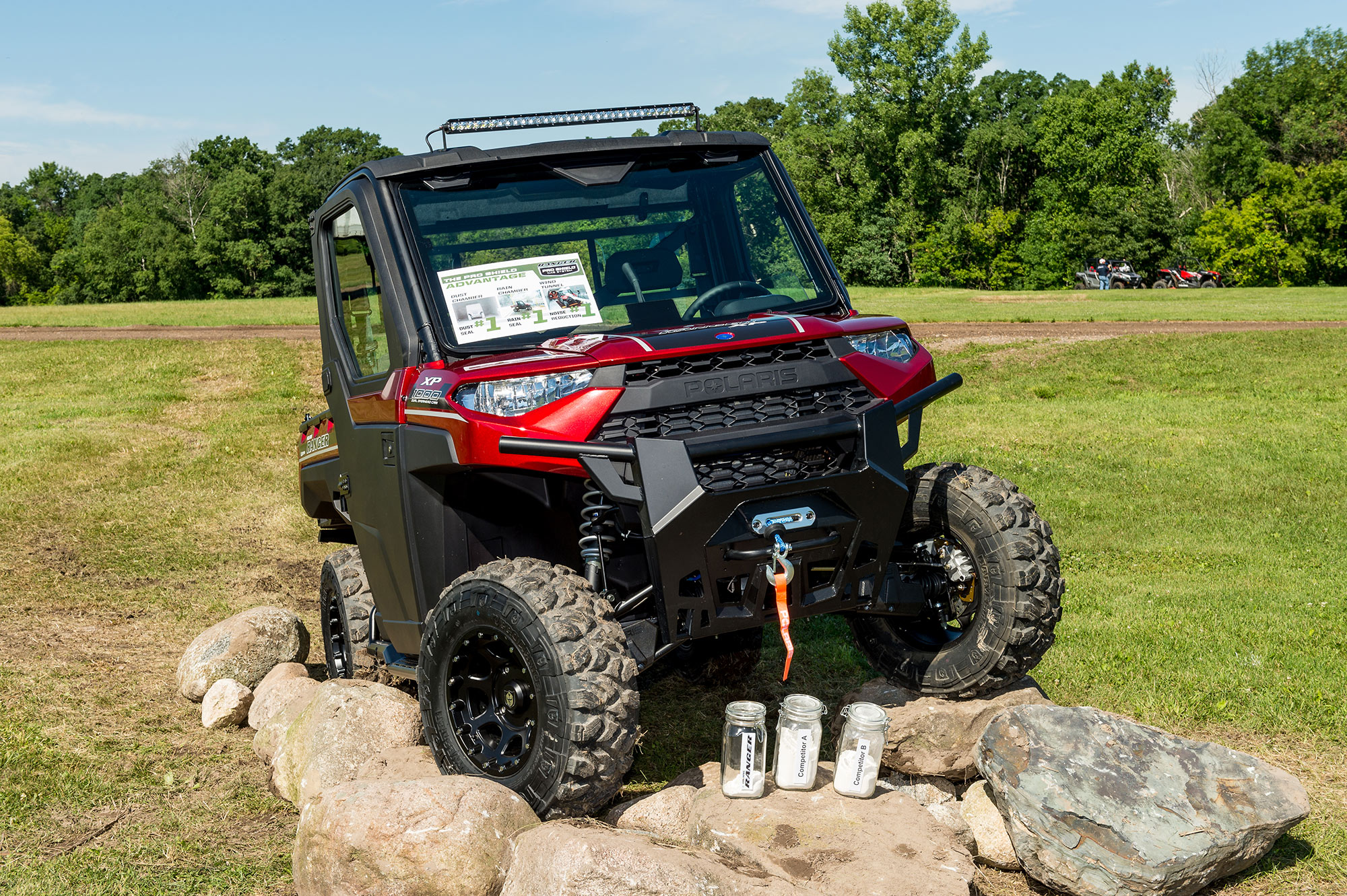 take a ride on the 2018 polaris ranger xp 1000 agdaily. Black Bedroom Furniture Sets. Home Design Ideas
