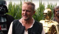 Farmer creates ultimate tribute to Star Wars: A 15-acre maze