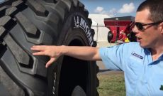 Michelin unveils next generation of ag friendly tires