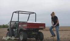Ag PhD shows you how to pull soil samples