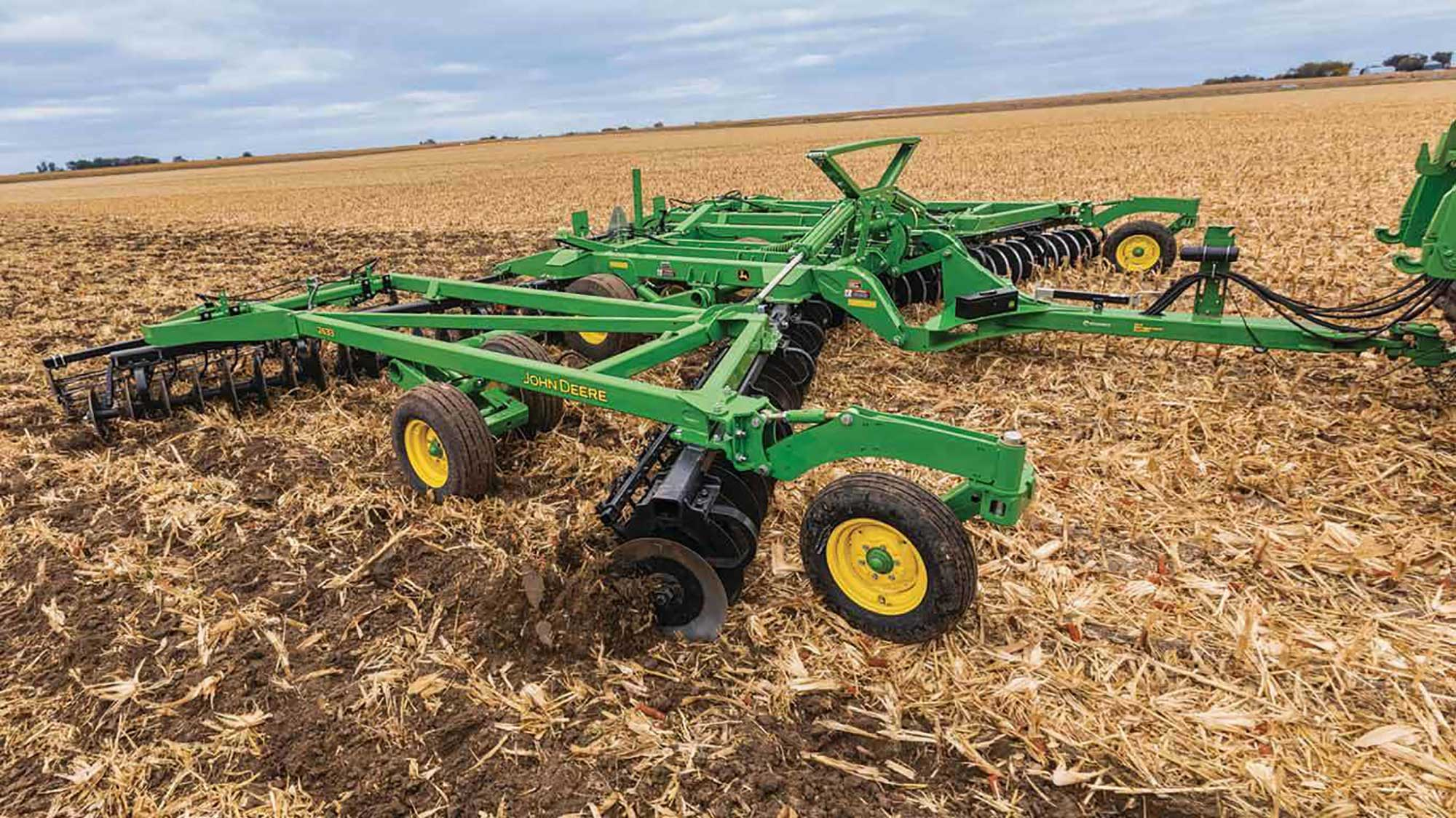 John Deere Unveils Newest Tillage Tools Agdaily