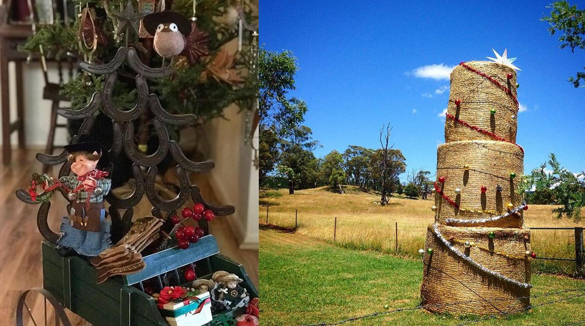 O' Christmas Tree: 15 Fun Farm-themed Trees