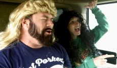 Combine Karaoke: Shark Farmer and Mandy Rizzo put the pedal to the hair metal