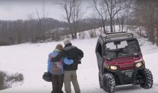 West Virginia couple celebrates 36,000 miles on Polaris RZR