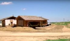Colorado dairy farmer gets help with house ditched on her farm