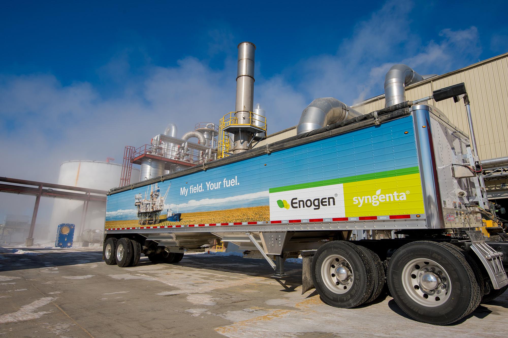syngenta secures 30 ethanol plants for enogen corn
