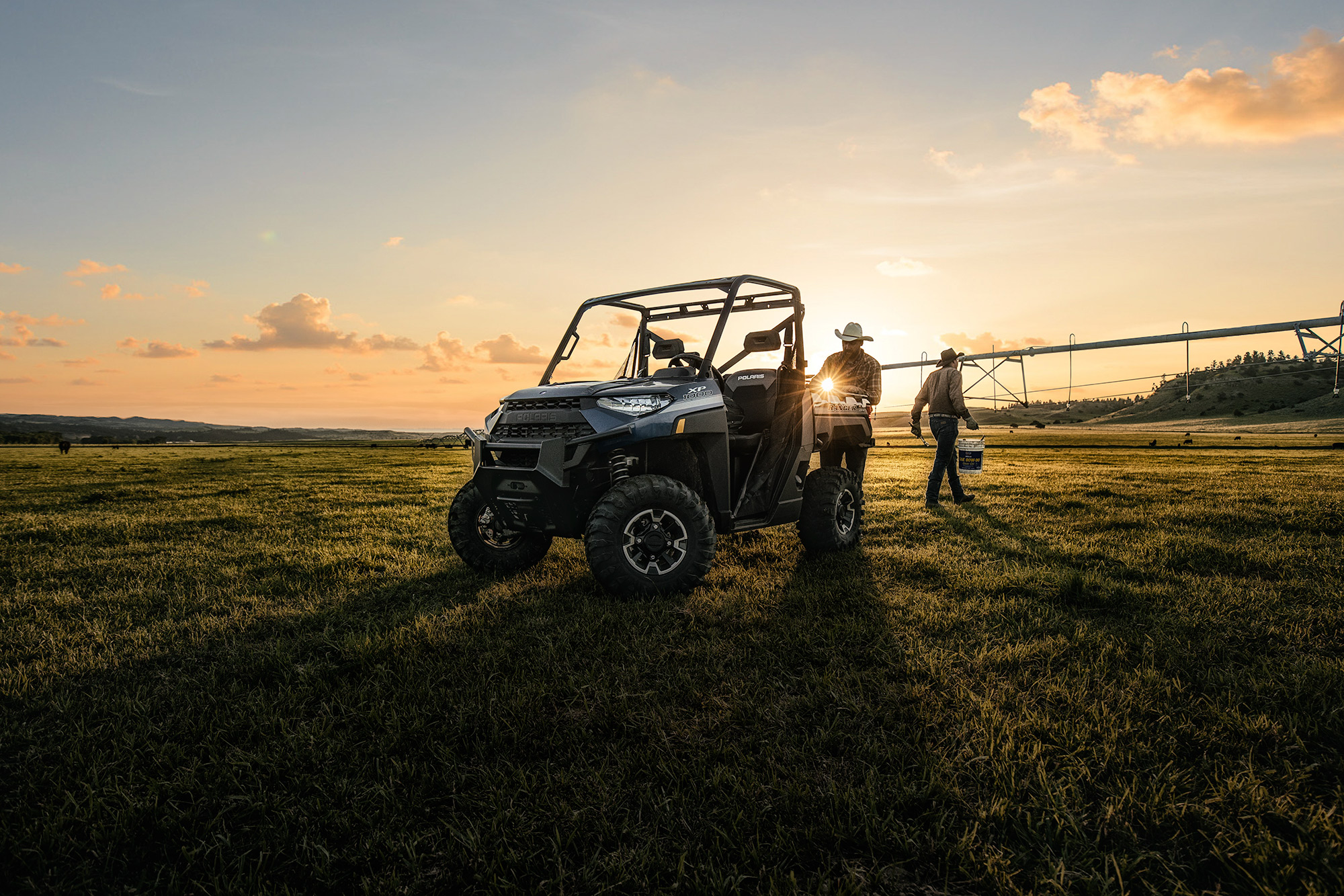 Polaris Ranger Crew >> Polaris rolls out 2019 off-road vehicle line-up | AGDAILY