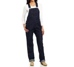 dickie's women's overalls