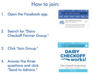 Join Dairy Checkoff in the New Farmer Facebook Group | AGDAILY