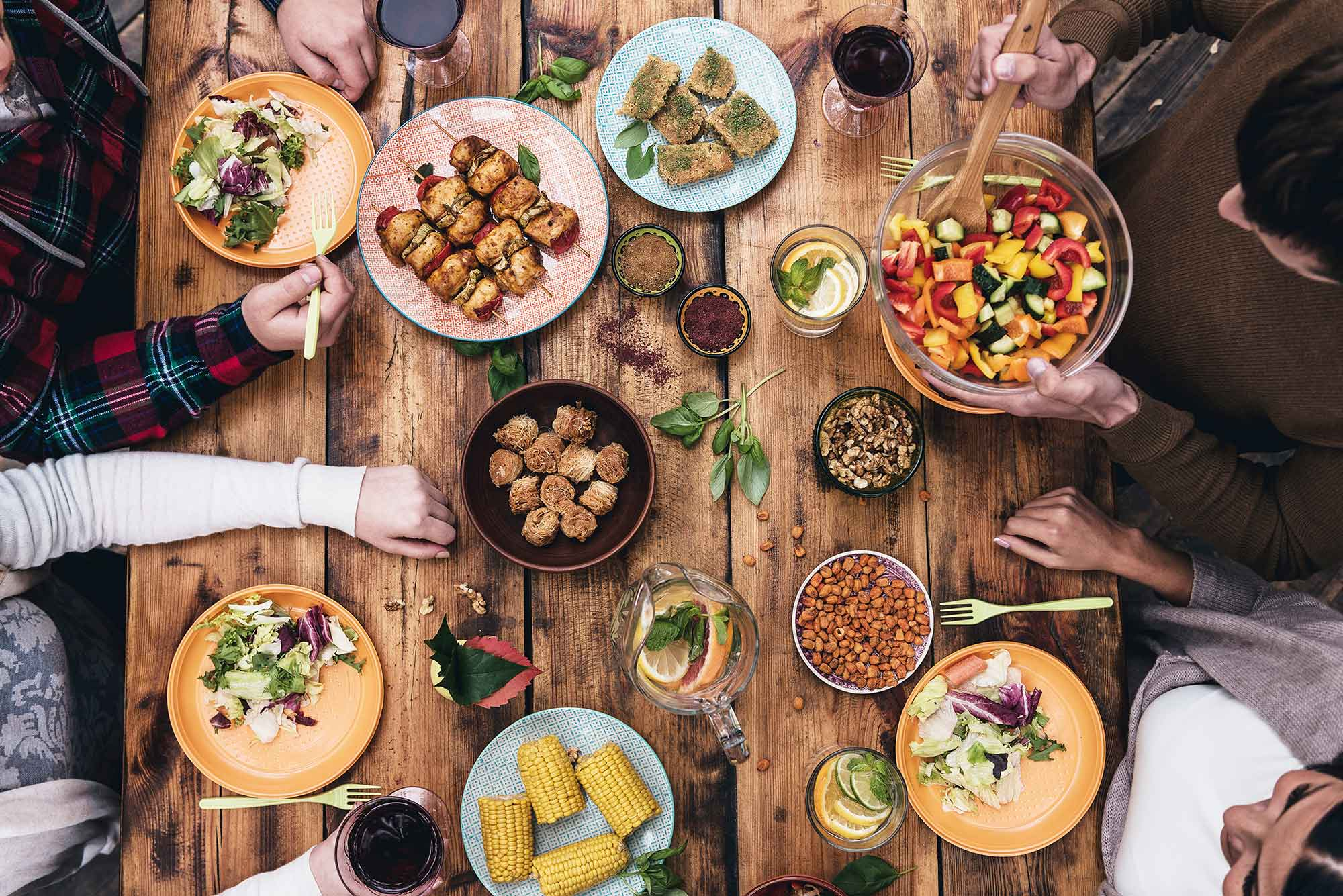 Five food trends to watch for 2019