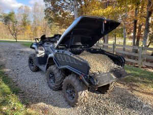 Review: Can-Am Outlander 6x6 makes its mark with muscle