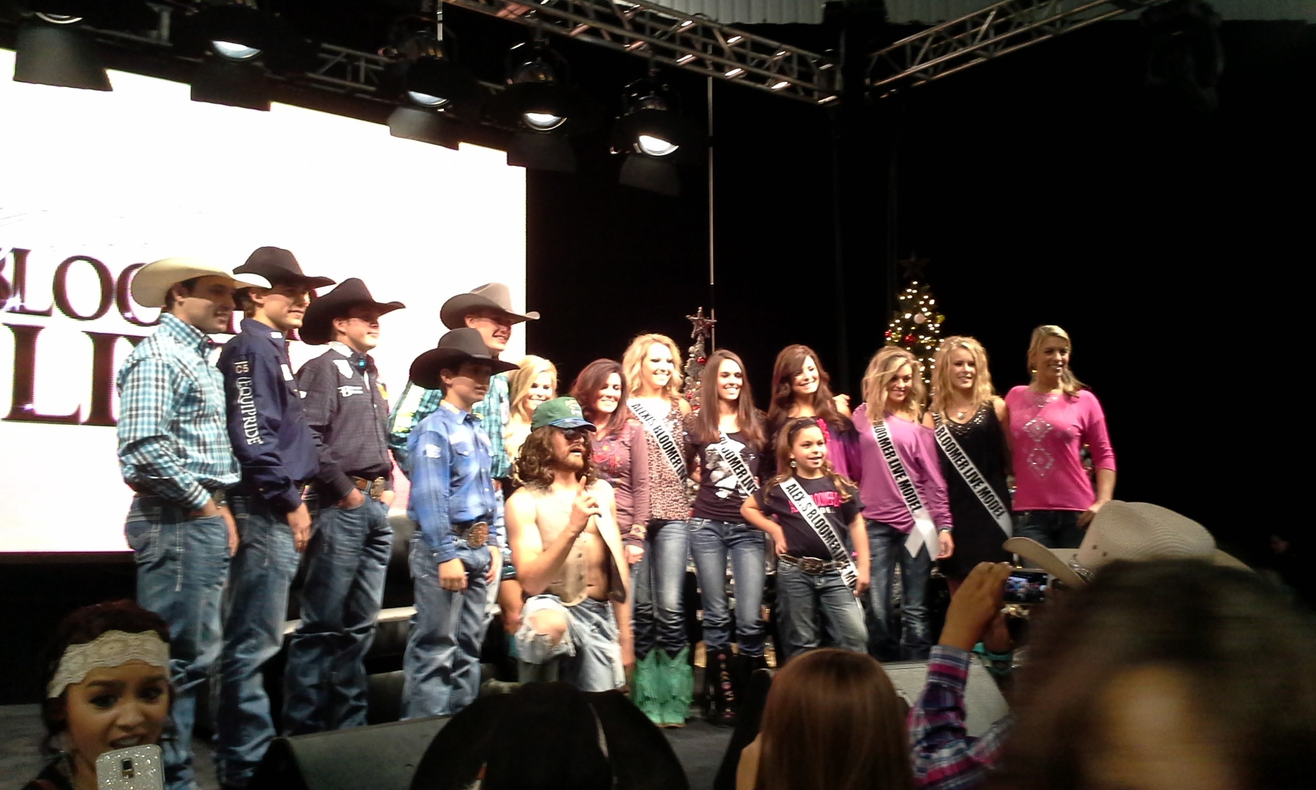 A Peek At The Cowboy Christmas Gift Show In Las Vegas