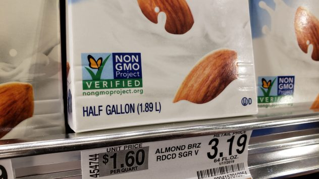 non-gmo project bioengineered label