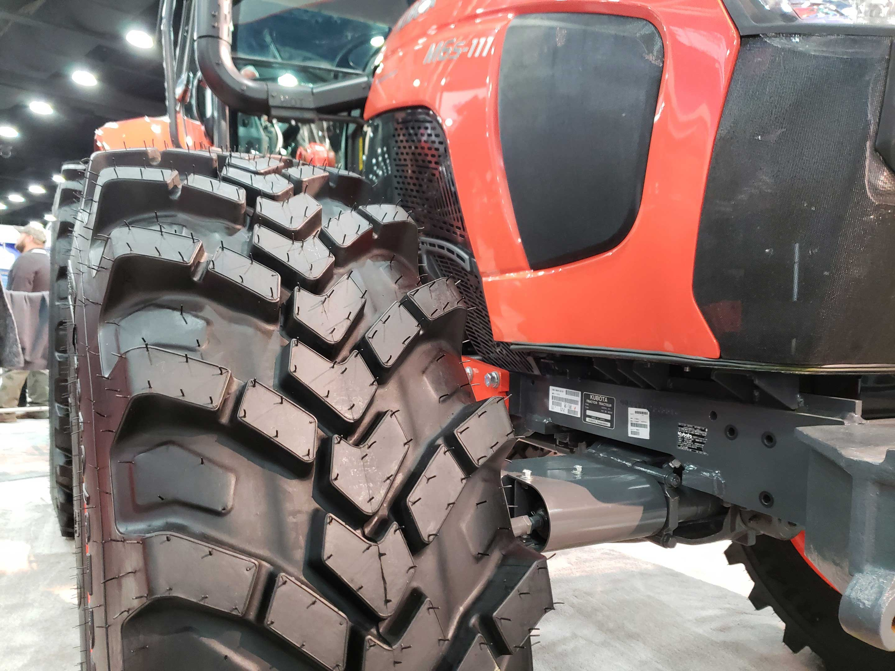 Titan expands Goodyear R14T crossover tire line | AGDAILY