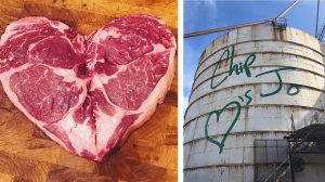 farmers showed their love