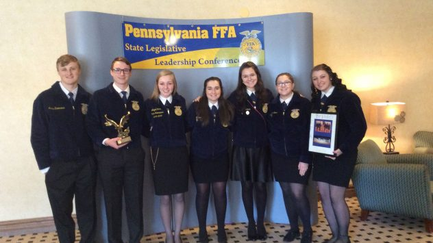 Central Columbia FFA chapter