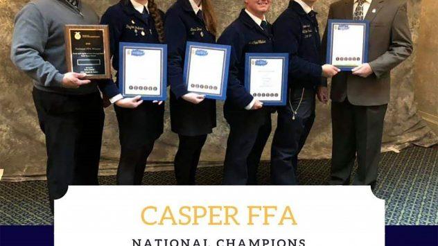 Casper FFA