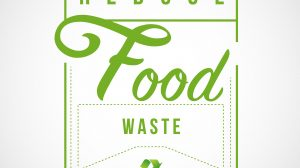 Reducing Food Waste Month