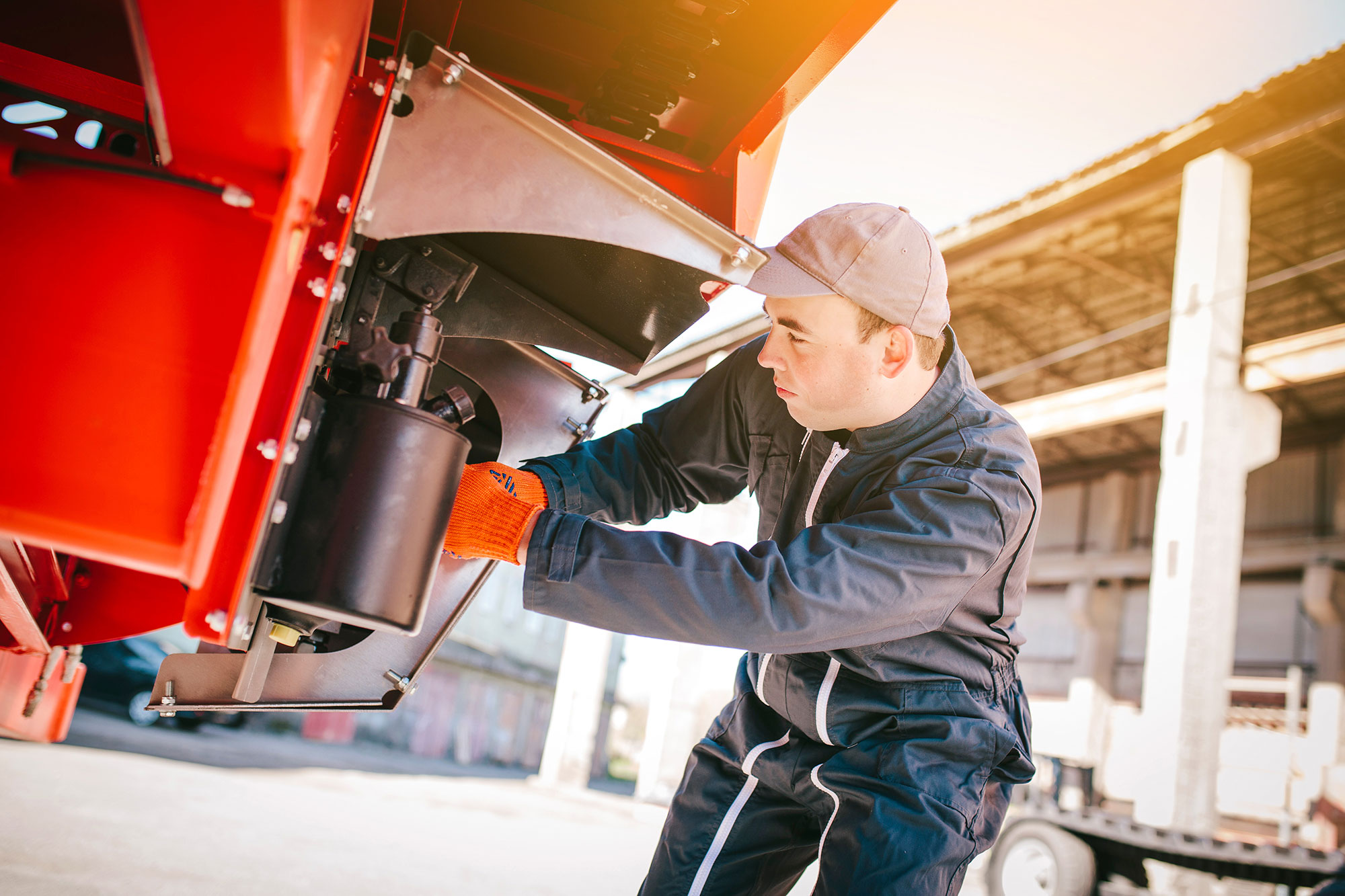 Grease 101 for tractors and other farm machinery | AGDAILY