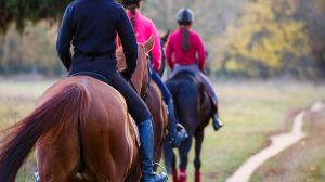 girls trail ride