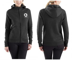 carhartt women's force sweatshirt