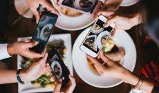 foodies smartphones