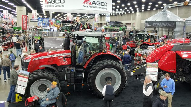 farm machinery show
