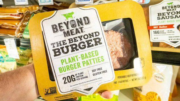 beyond burger california