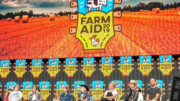 farm aid concert