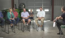 Farmer panel talks of trade and other ag hurdles of today