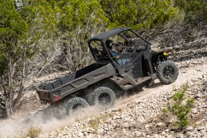 Can-Am Defender 6x6 DPS