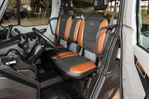 can-am limited interior