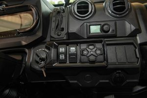 can-am limited dash