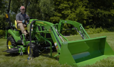Top 5 Features of the John Deere CUT 1023E