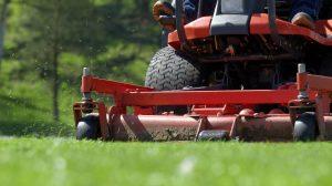 rural lawn mower