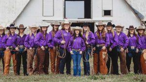 tarleton state stock horse team