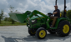 Top 5 features of the 2019 John Deere CUT 3025E