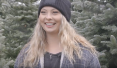 The joy of growing up on a Christmas tree farm